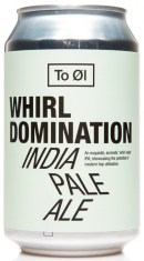To_Øl_whirl_domination_33cl_can_dåse